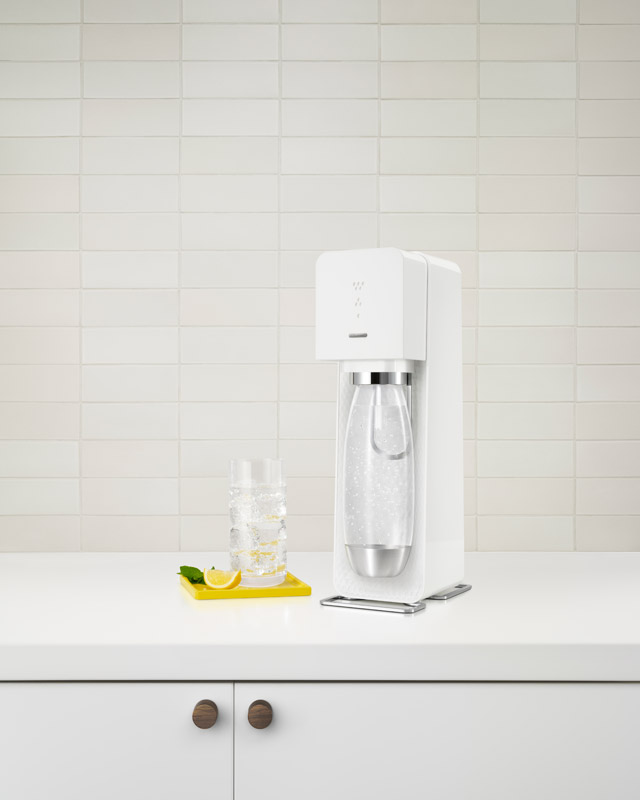 Сифон SodaStream Source White (белый)