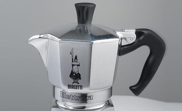 Электрическая гейзерная кофеварка купить
