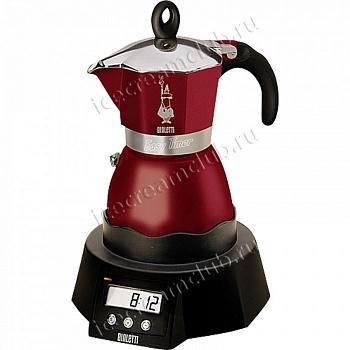 ������������� ��������� ��������� Bialetti �Easy timer color bordeaux� 1232C (�� 3 ������)